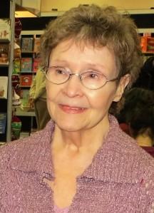 Julie Stanton au Salon du livre de Québec